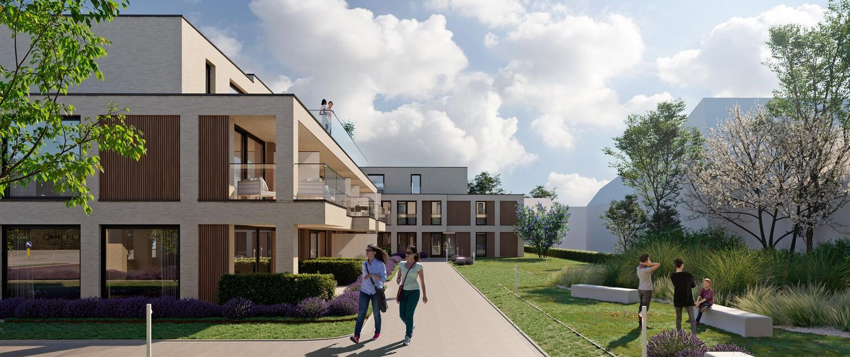 Residentie In de Valk in Dilsen-Stokkem